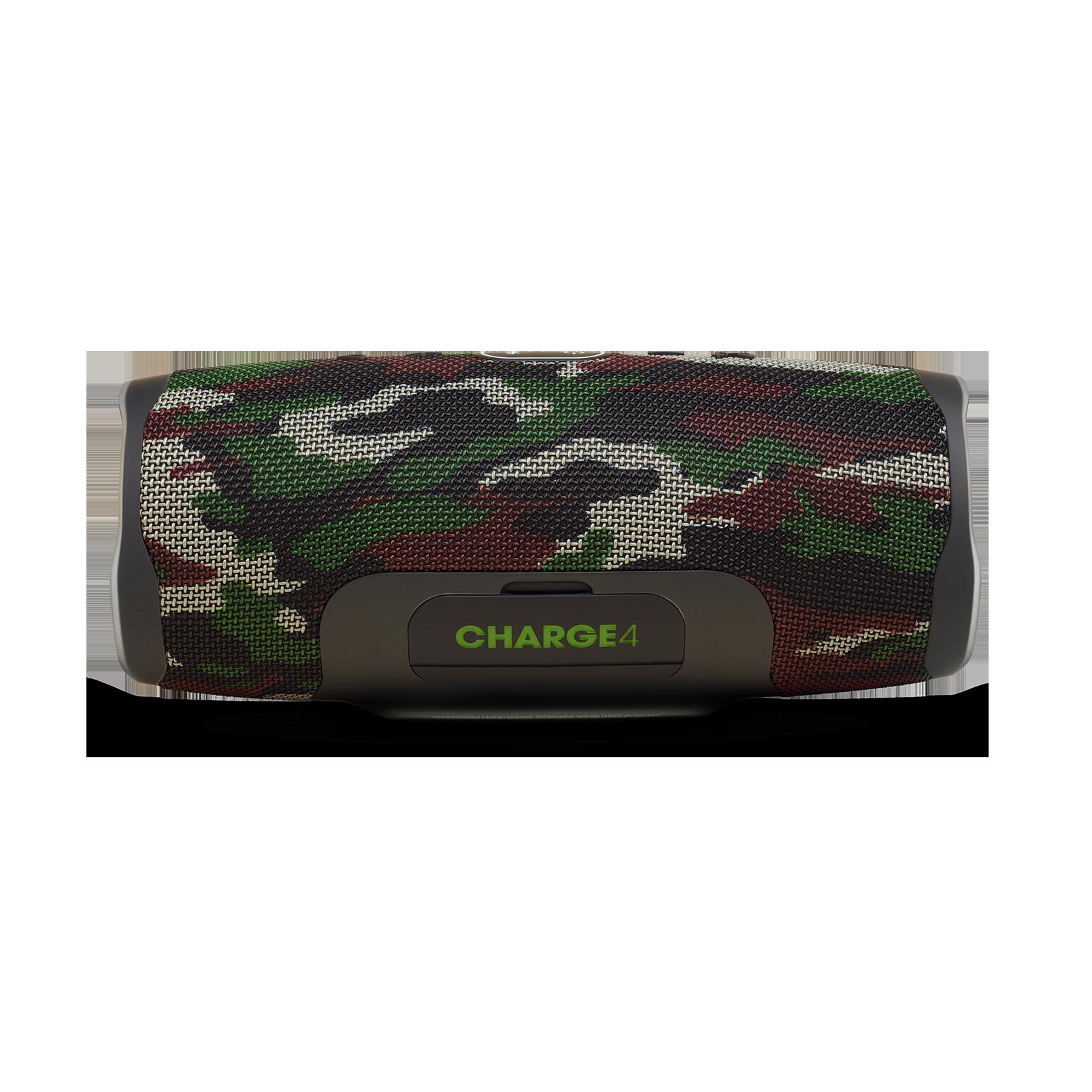 JBL Charge 4 - Squad - Portable Bluetooth speaker - Back