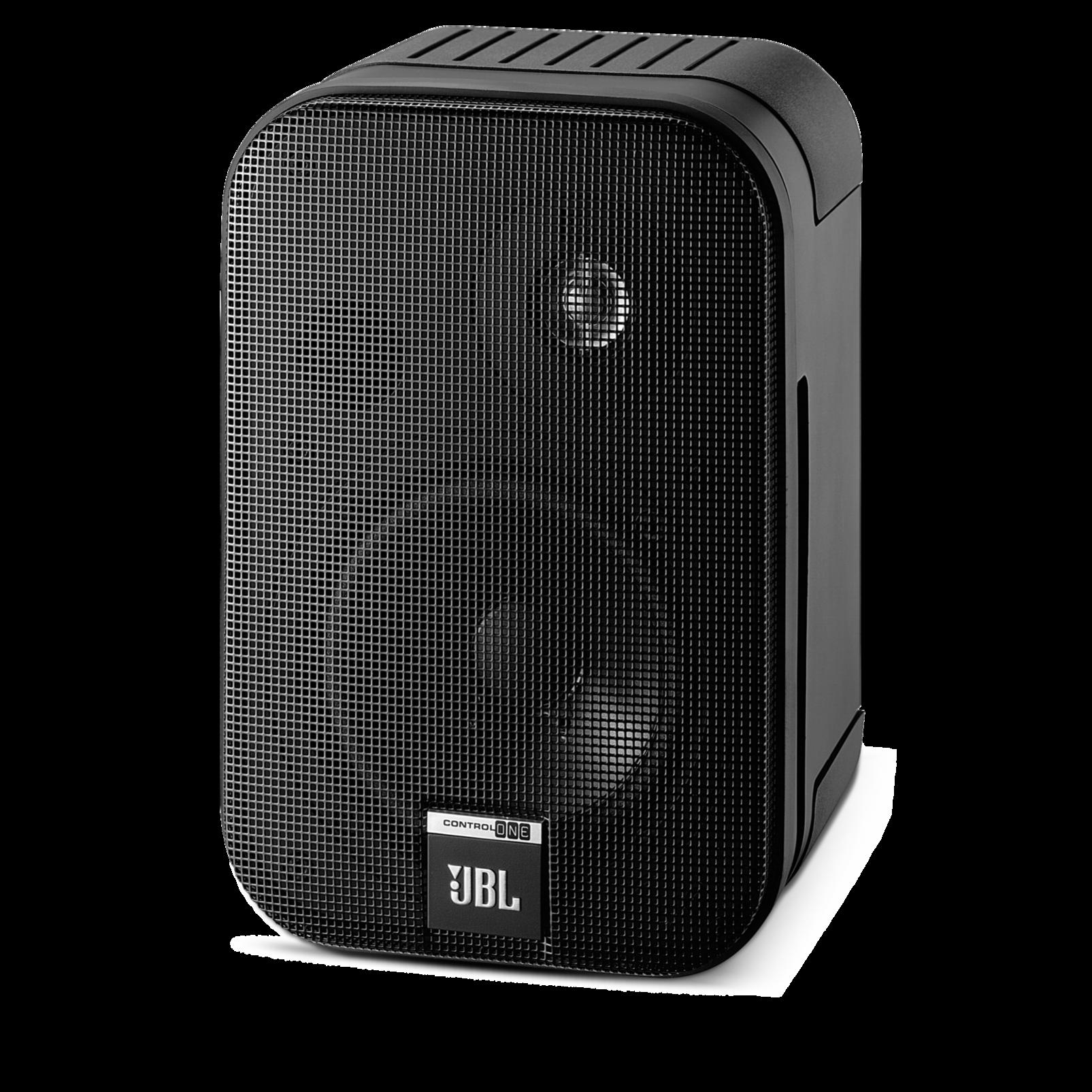 "Control One - Black - 2-Way, 100mm (4"") Bookshelf Speaker - Detailshot 3"
