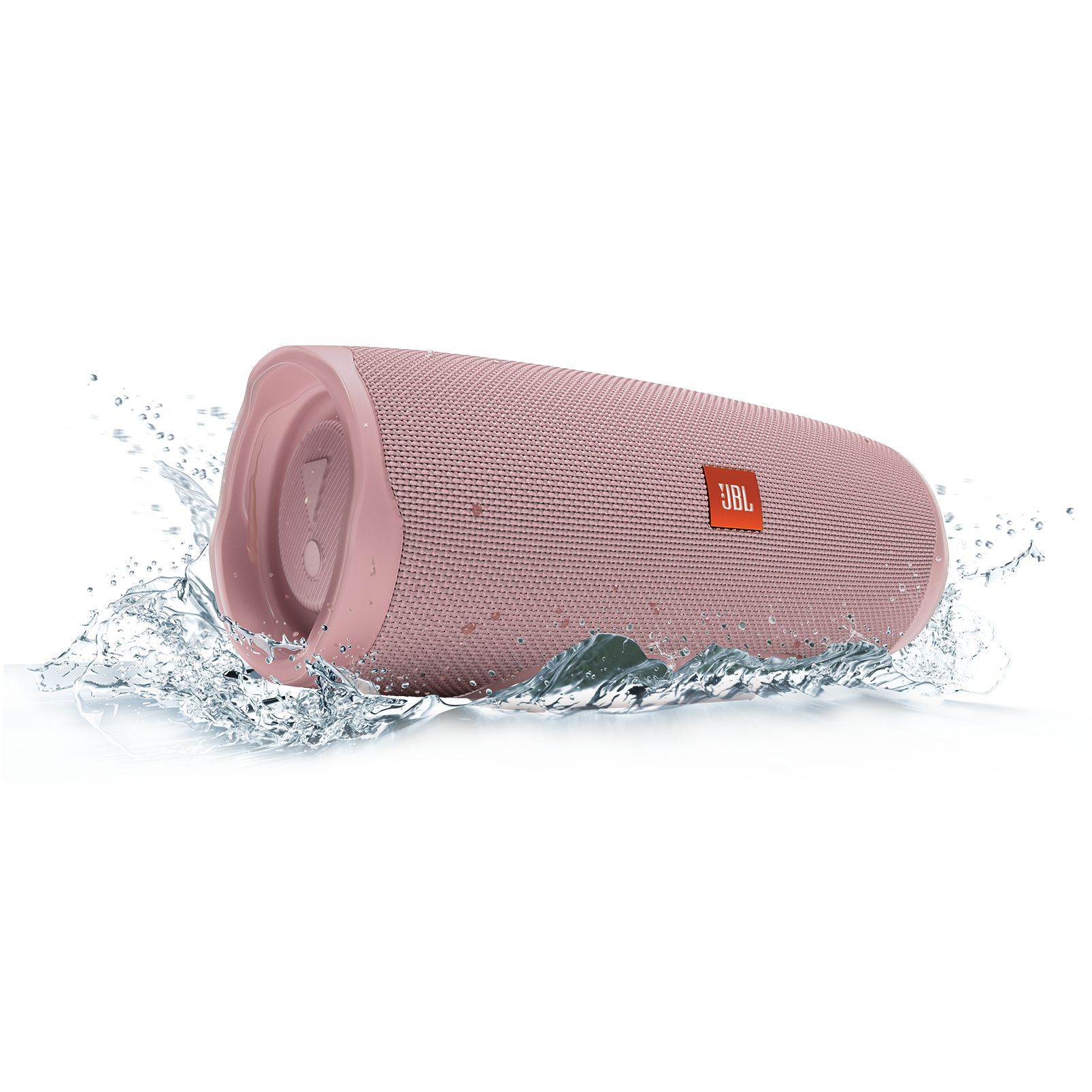 JBL Charge 4 - Pink - Portable Bluetooth speaker - Detailshot 5