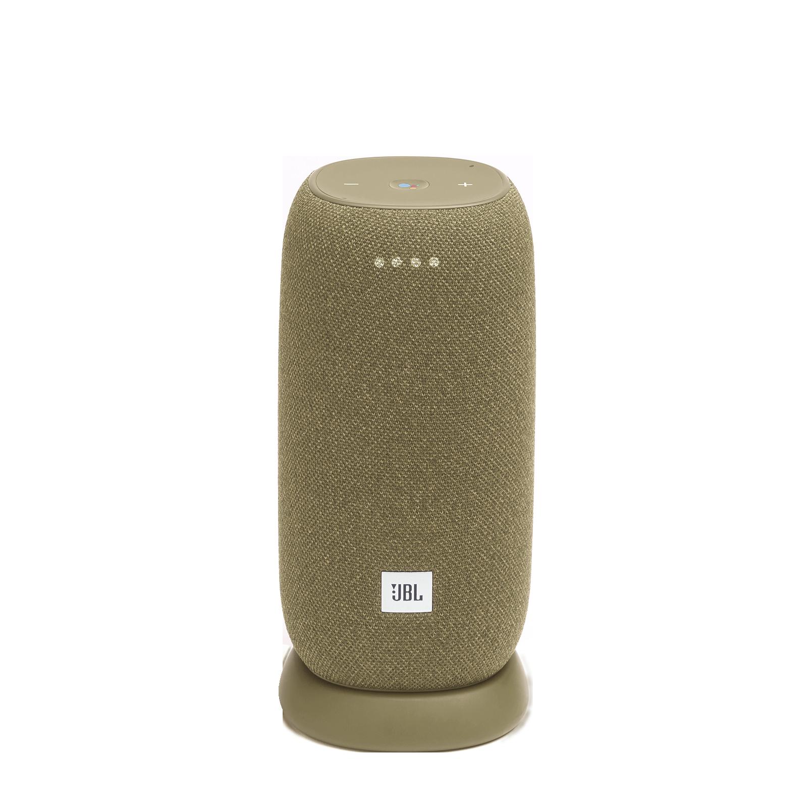 JBL Link Portable - Straw - Portable Wi-Fi Speaker - Detailshot 4