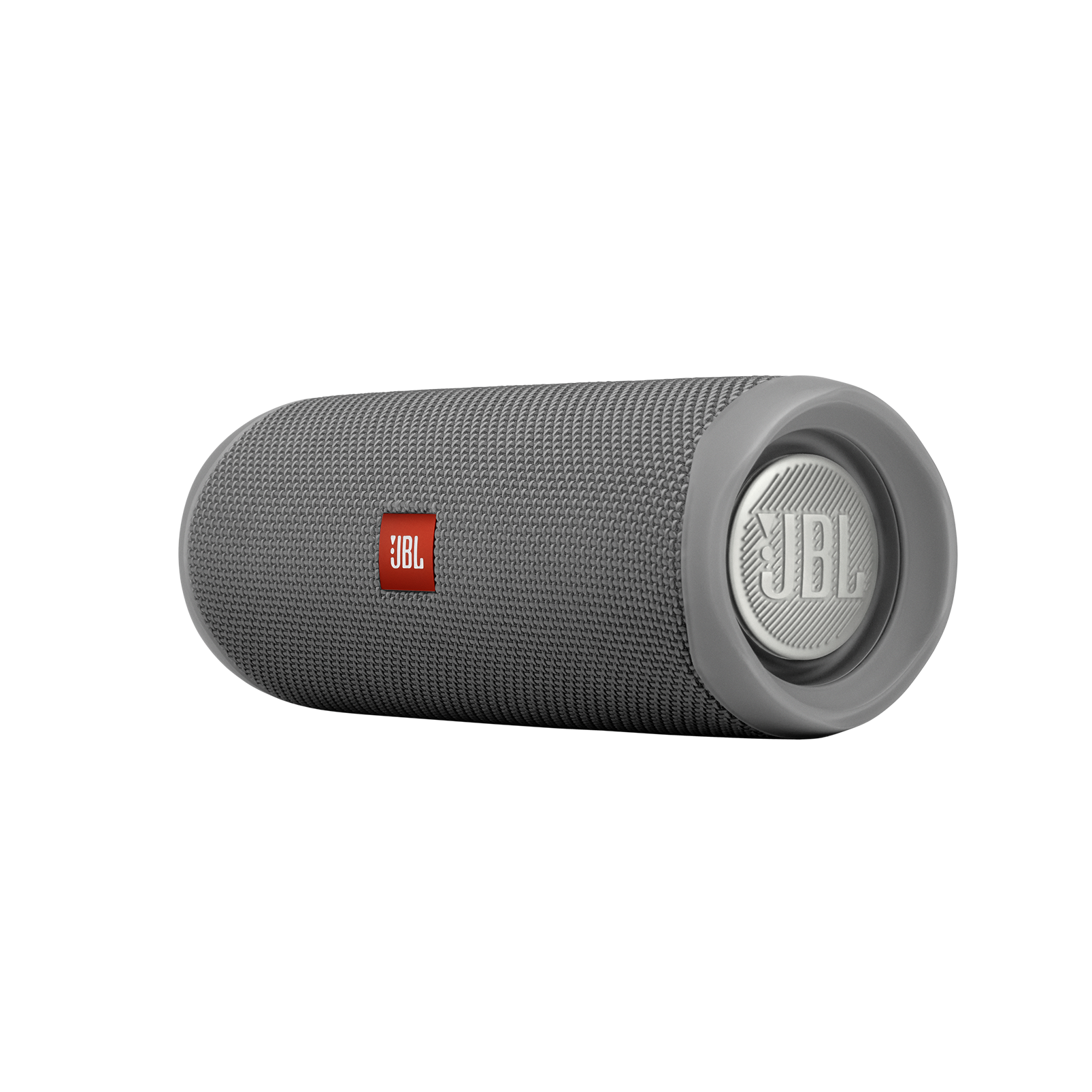 JBL FLIP 5 - Grey - Portable Waterproof Speaker - Detailshot 3