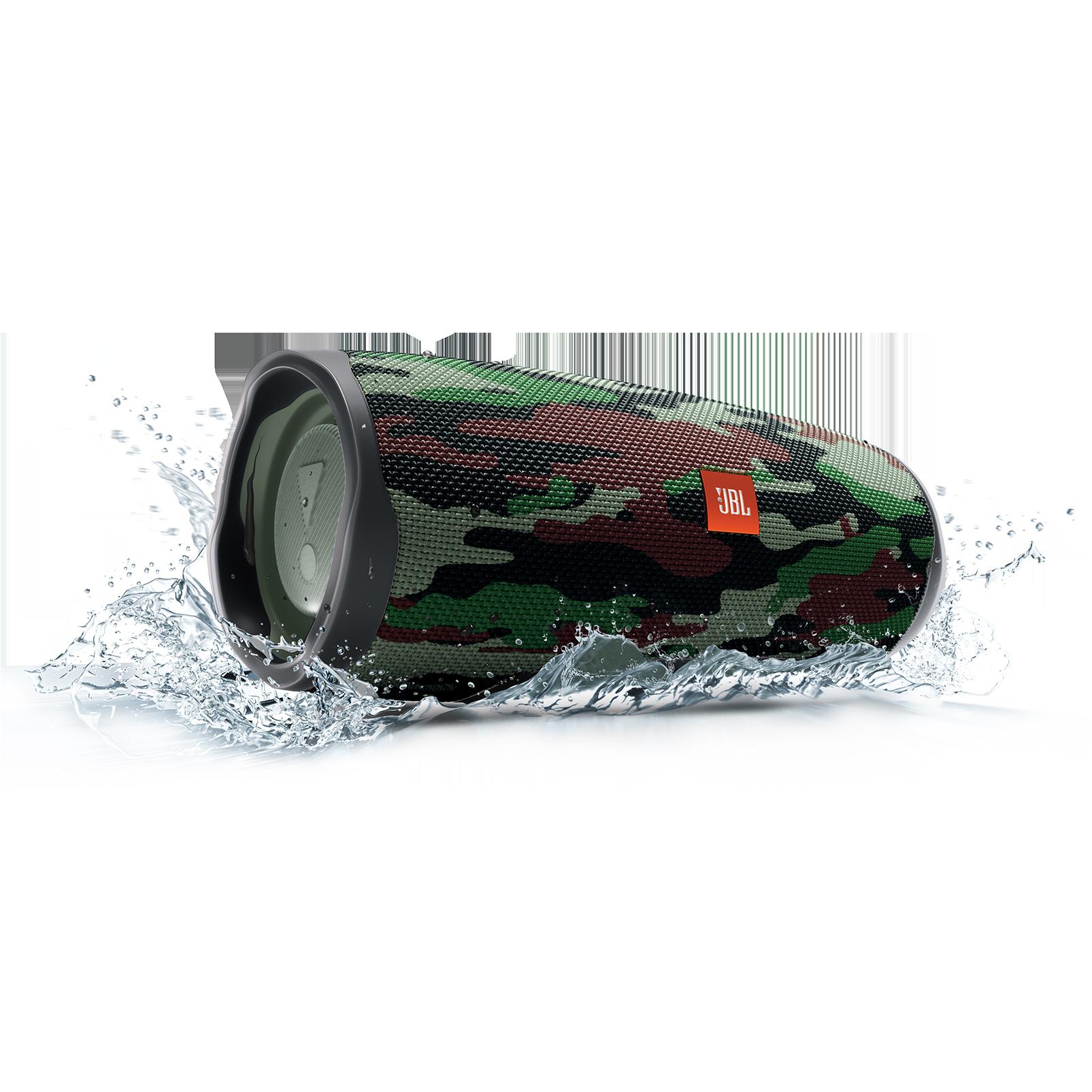 JBL Charge 4 - Squad - Portable Bluetooth speaker - Detailshot 5