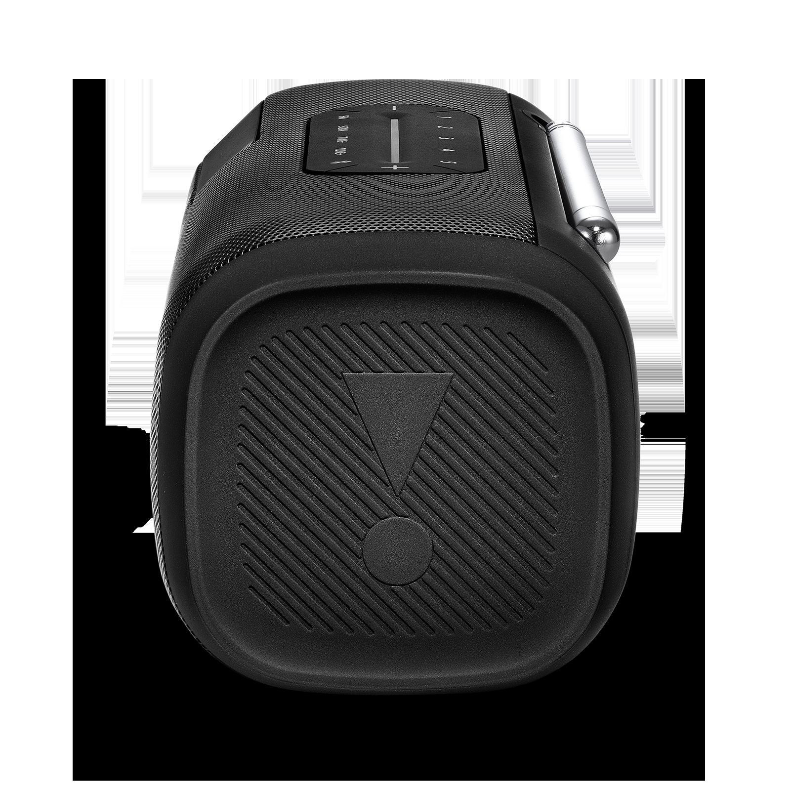 JBL Tuner - Black - Portable Bluetooth Speaker with DAB/FM radio - Detailshot 1