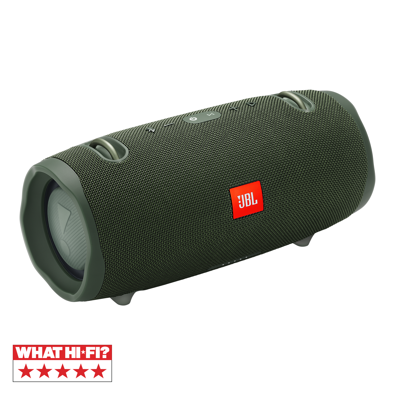 JBL Xtreme 2 - Forest Green - Portable Bluetooth Speaker - Hero