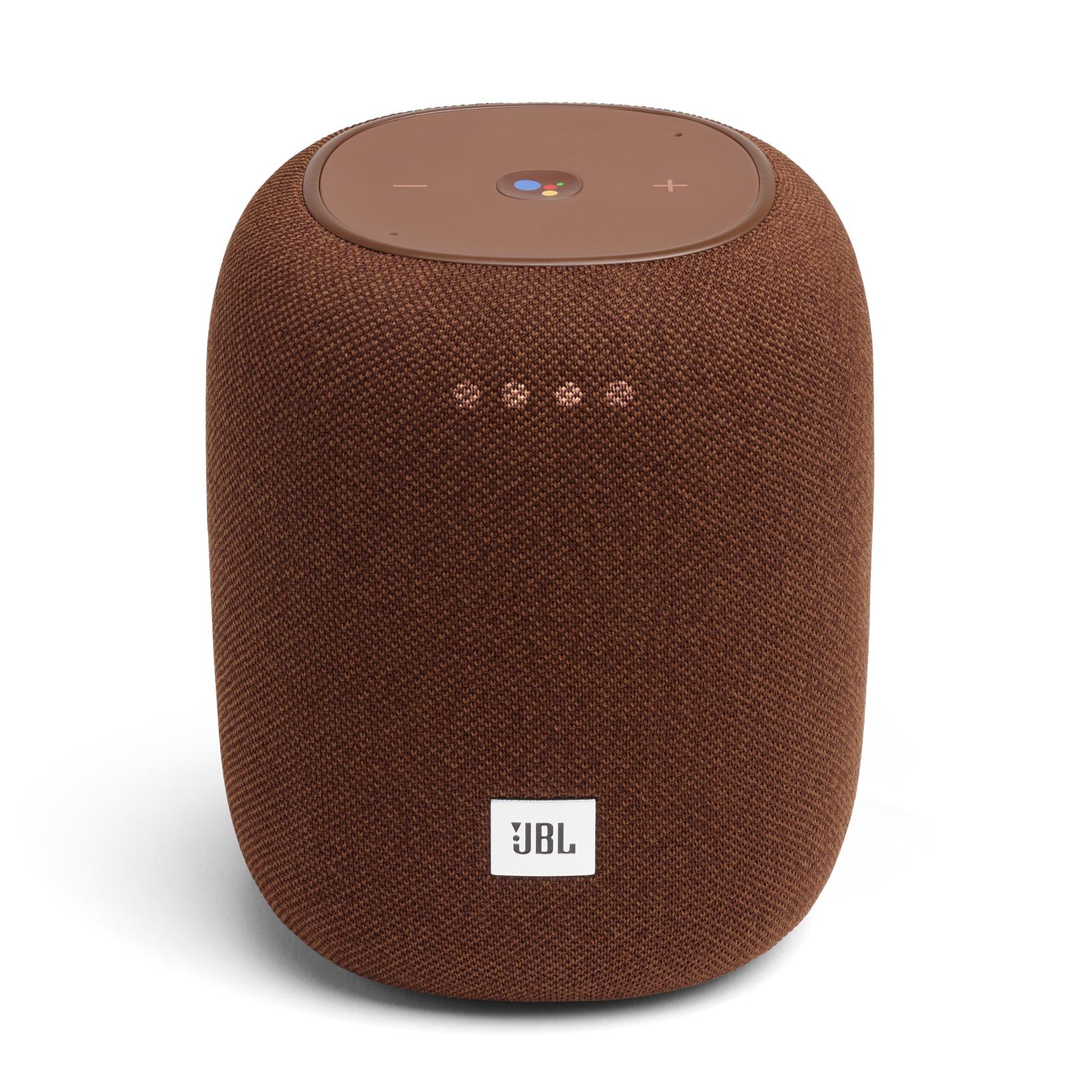 JBL Link Music - Brown - Wi-Fi speaker - Hero