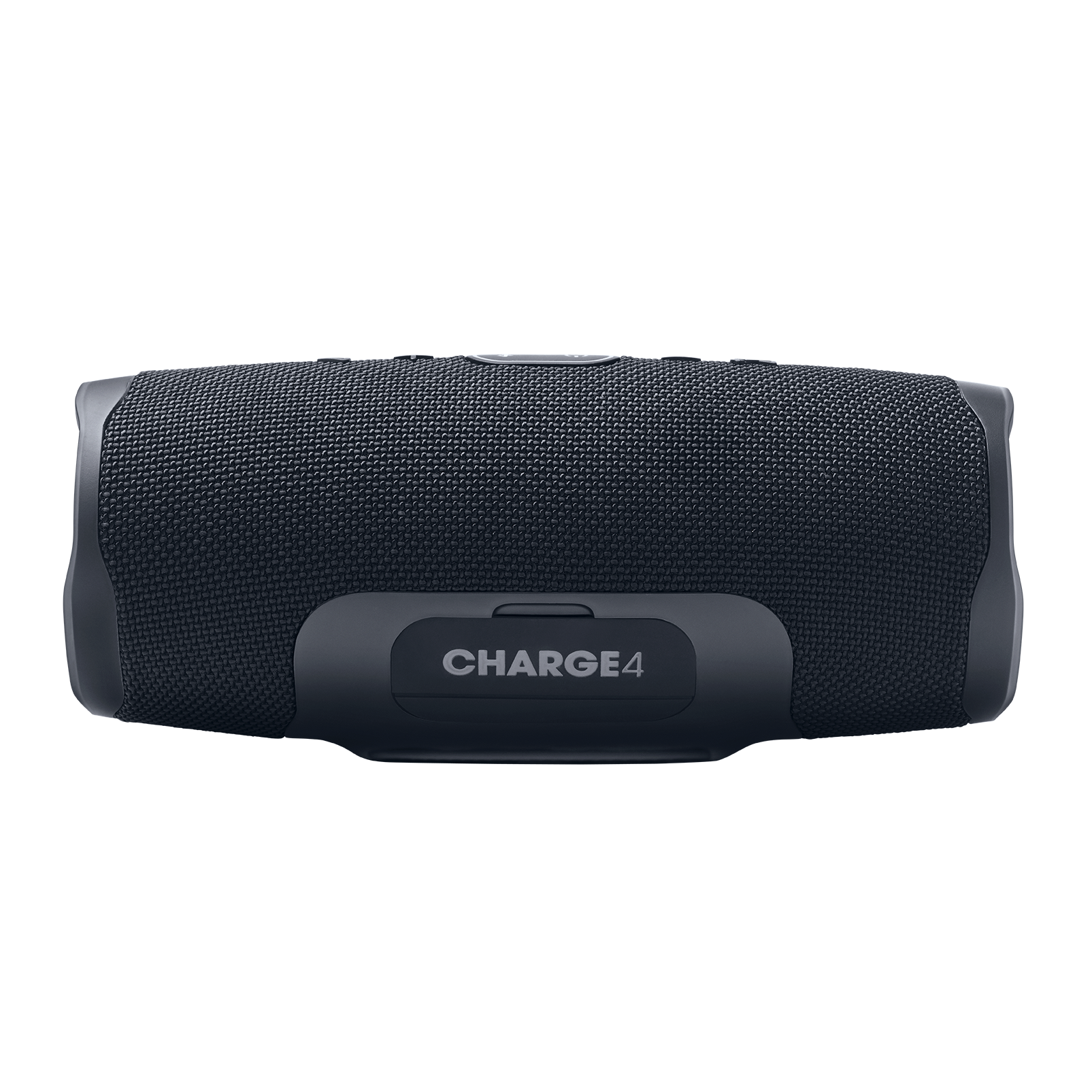 JBL Charge 4 - Black - Portable Bluetooth speaker - Back