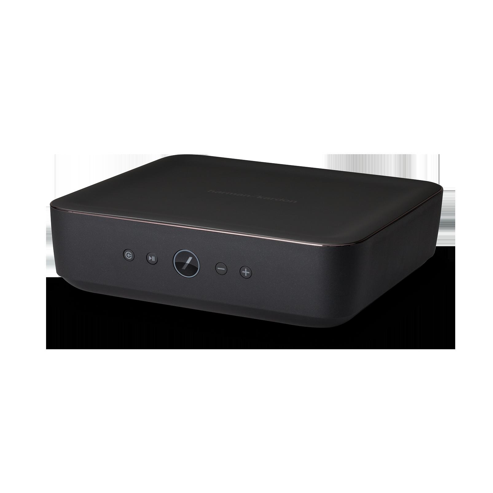 Adapt + Amp - Black - Wireless HD Amplifier - Hero
