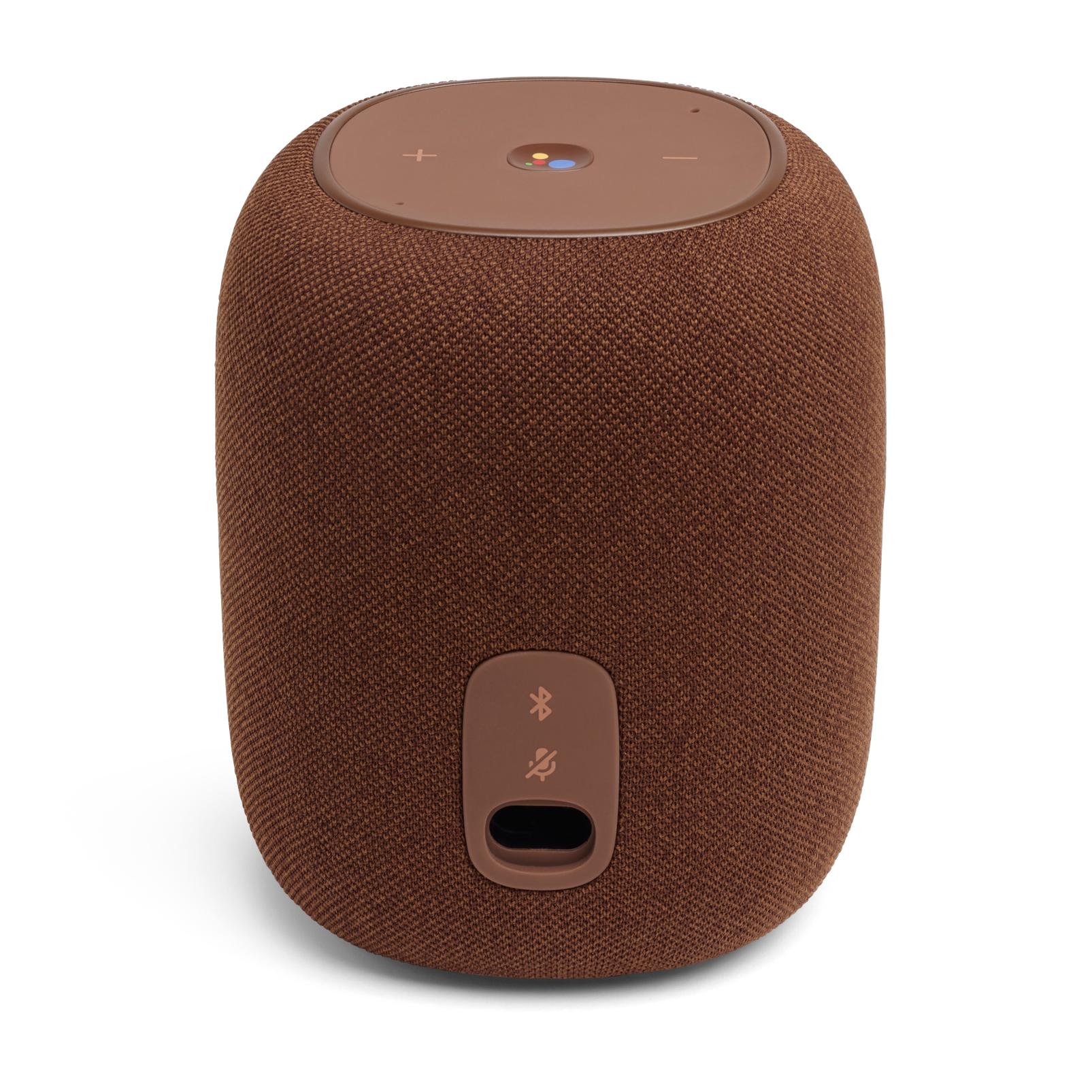 JBL Link Music - Brown - Wi-Fi speaker - Back