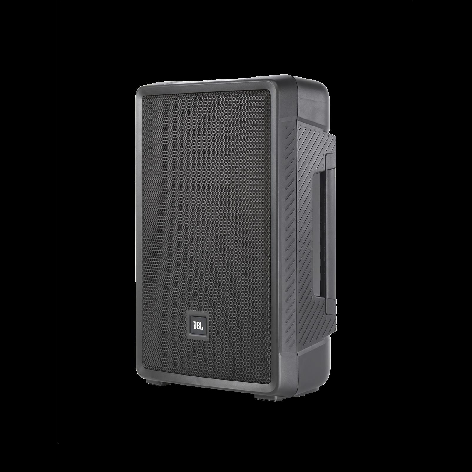 "JBL IRX112BT - Black - Powered 12"" Portable Speaker with Bluetooth® - Detailshot 3"